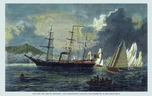 Clipper Ship - Jeannette